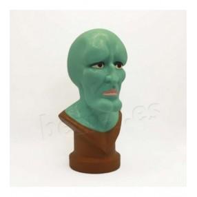 Busto Calamardo guapo impreso en 3D