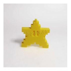 Estrella roscón de reyes o para decoración