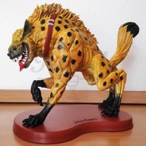 3D printed hyena