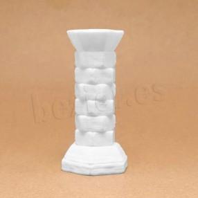 Ancient stone column