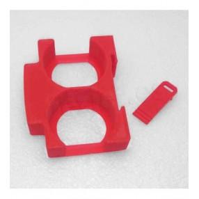 Shelly soporte doble carril clip arduino