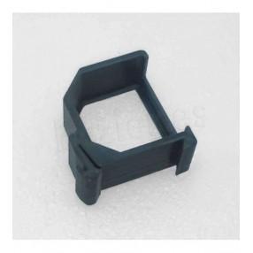 Soporte carril clip arduino HAGER Shelly1 DIN Rail Clip Hutschiene